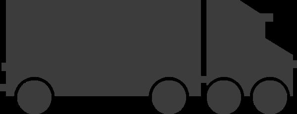 货车汽车车标志图标