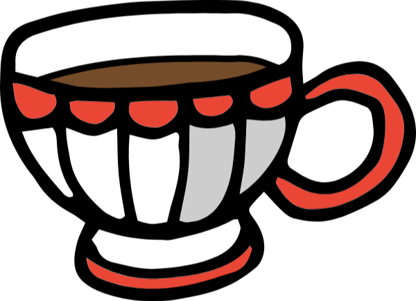 咖啡咖啡杯茶杯饮料温暖