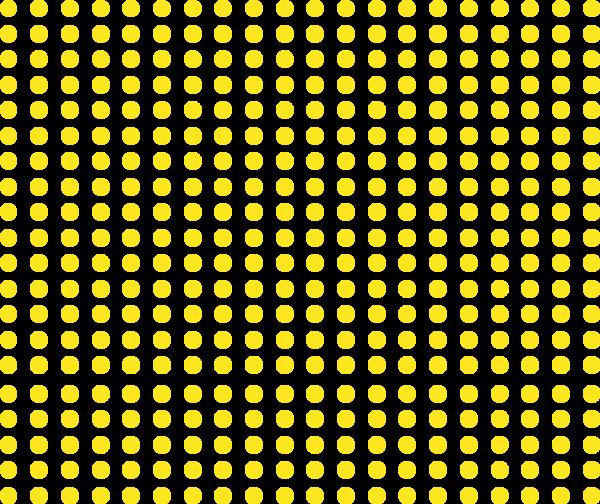 格子黄色白色