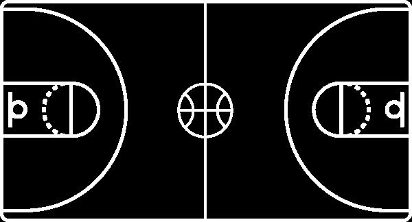 篮球场球场篮球球类运动场地
