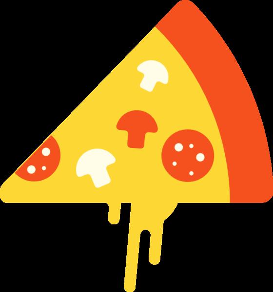 披萨奶酪创意食物食品