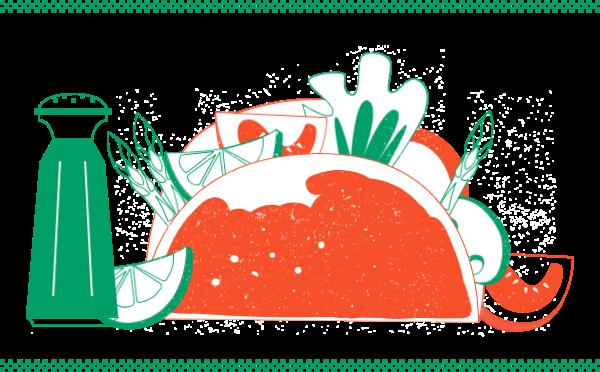 美食食物食品卡通水果