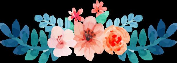 花花边花卉花朵装饰