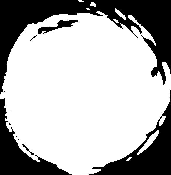 白色水彩寫意文藝裝飾