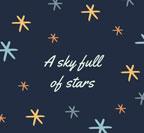 滿天星的夜晚