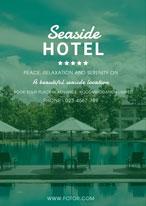 假日酒店度假海滩泳池豪华典雅