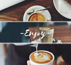 品味咖啡似的人生