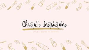 粉色插画美妆主题频道封面