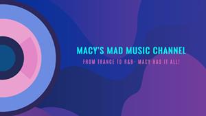 紫色音乐cd主题封面
